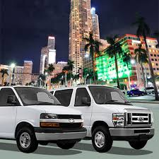 orlando to miami shuttle services