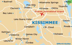 kissimmee map