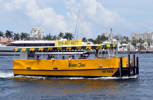 Water Taxi Tour in Ft Lauderdale