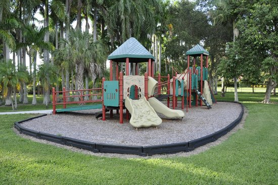 Five famous parks in Bradenton, Florida