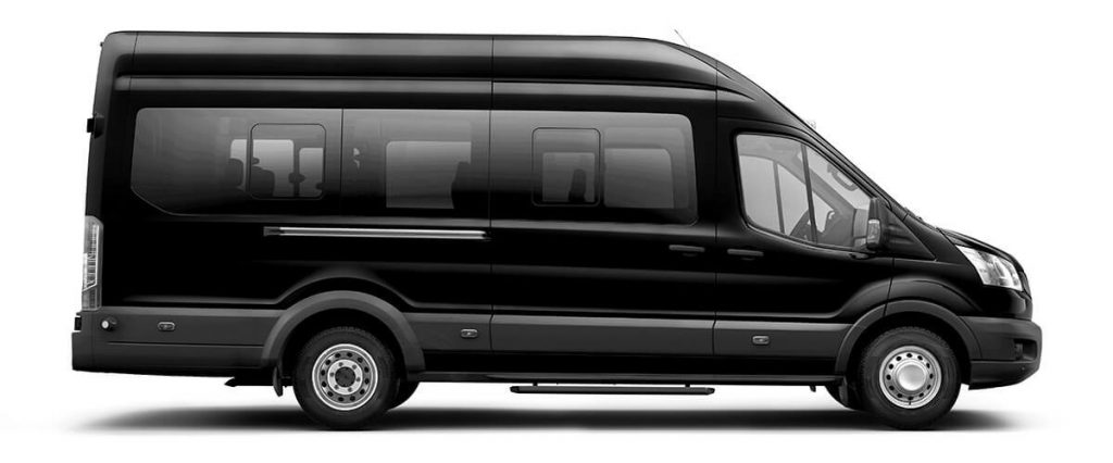 Shuttle bus transfer from Tampa to Fort Myers