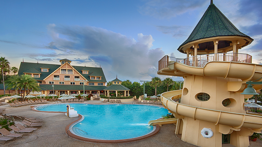 Six best friend and family resorts in Florida
