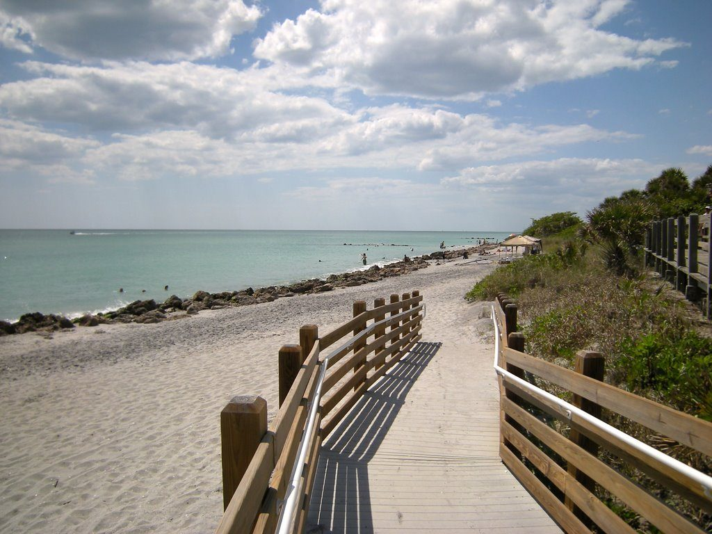 The best 5 Beaches in Sarasota and Venice county area, Florida