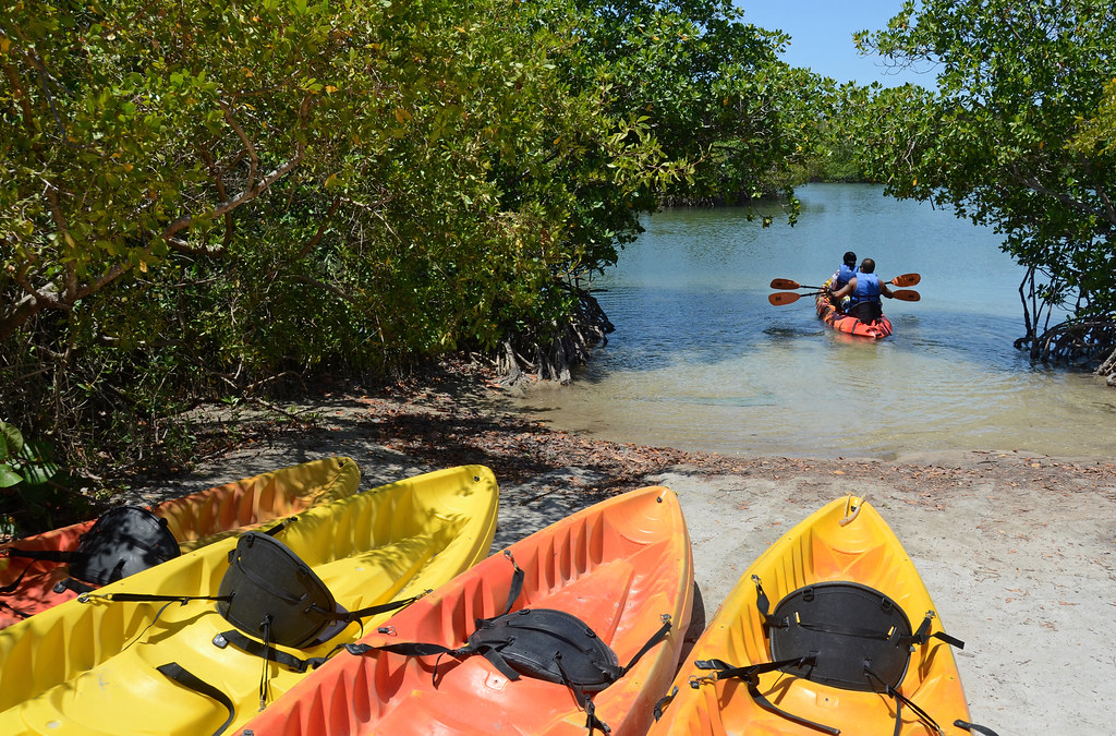 best ways to spend time outdoors in Miami